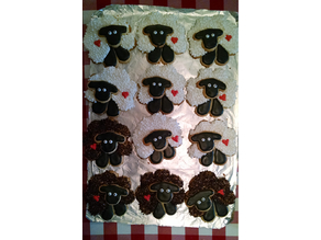 Sheep Cookie Cutter(s)