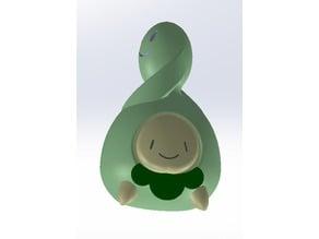 Budew - Grass/Poison Pokemon
