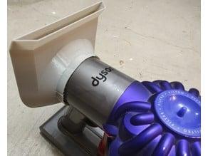 Dyson V6 exhaust deviator