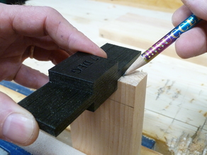 Dovetail Marking Template