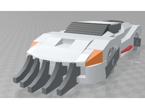 low poly car apocalypse