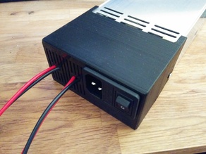 Powersupply front for Sanpu 24v/350w