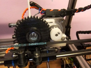 Extruder Cable Guide