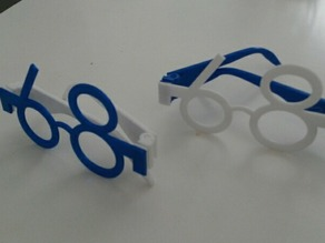 glasses for 68 independence day of Israel