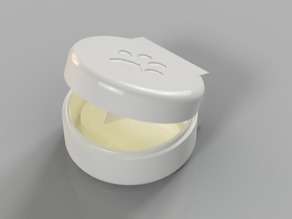 Small Pill Cutter and Box