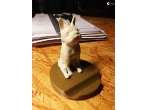 Phone Stand French Bulldog