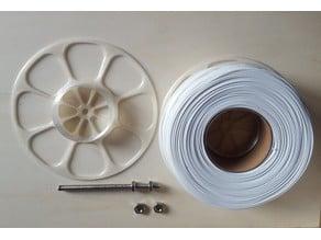 Filament Spool for Filaments.ca EconoFil filament