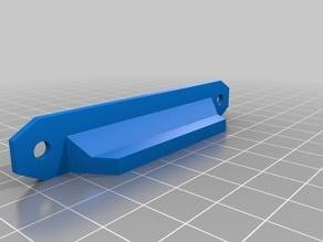 Prusa Lack Enclosure Door Handles for 20mm x 5mm x 2mm Magnets