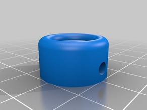 Right Egg Support for Sphere-O-Bot (eggbot)