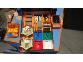 Haspelknecht Board Game Insert