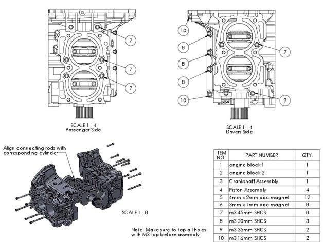 Thingiview: Ej20 Piston Engine Diagram At Executivepassage.co
