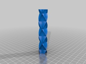 Hidden Magen David candlestick