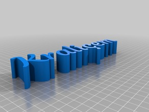 https://www.thingiverse.com/apps/customizer/run?thing_id=2157178