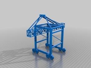 Container crane version 1