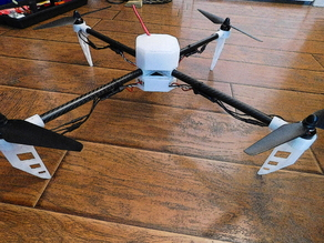 The Hawk - A Mostly 3d Printed Quadcopter
