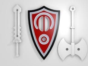 Modio Part: Shield