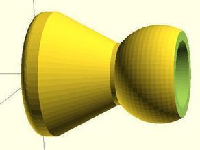 Parametric Modular Hose Segment