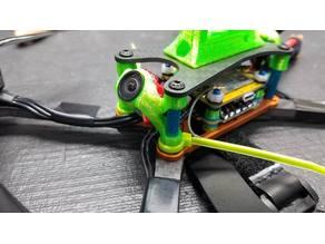 Floss v3 45 degree fixed micro camera mount
