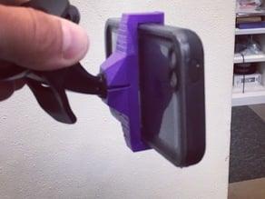 iPhone 5S Lifeproof Case Holder for Garmin