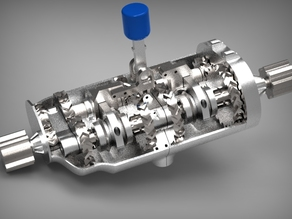 4-Speed Transmission w/ Assembly Instructions