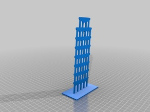 2D Tower of Pisa
