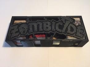 Card box - Zombicide - Black Plague