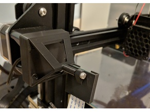 Picam Wraparound Mounting Bracket for Ender 3
