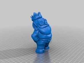 Gnome Pork King (Terrible Gnome pun #1)
