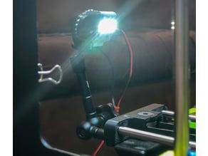 Logitech C270 LED Mod