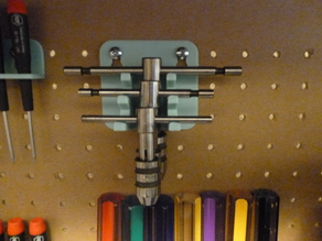 Tap Wrench Rack