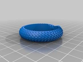 Aes Sedai Serpent Ring - Wheel of Time