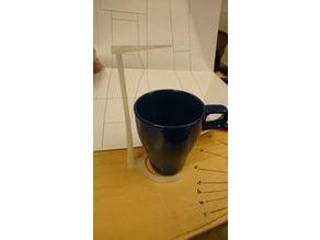 Teabag-hanger  (gallows) (headphone stand)