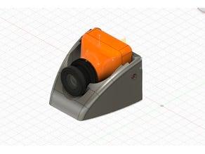 Microwraith / Banshee plane camera mount