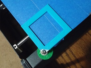 Maker Select/Wanhao Duplicator i3 Bed Levelling Location Tool