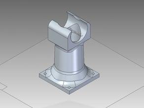 cooling duct E3D V6, Fan 40 x 40 mm