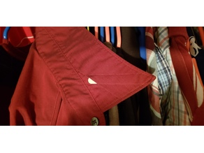 Dress Shirt Collar Piece