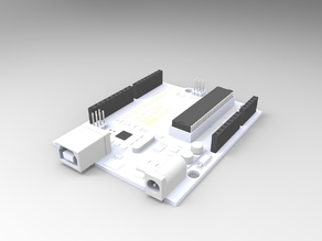 Arduino UNO - ECDA