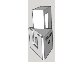 45 Degree Angle Cuvette