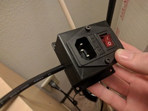 Mountable Box for Power Switch