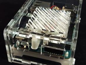 Odroid XU4 Laser Cut Acrylic Case