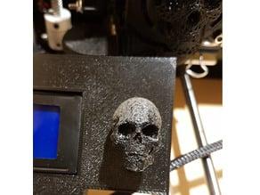 2004A LCD Skull Dial Knob