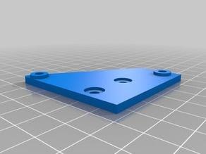 ANET A8 Alternative Extruder Fan Vertical