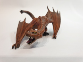 Wyvern mini for D&D