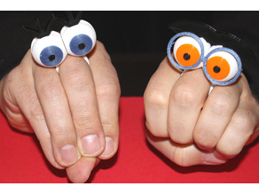 Fingers Puppet