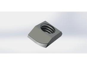 Nut for the Creality Ender printer frame 20x20