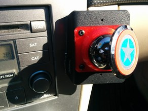 FIX for Mobile Phone Universal Magnetic Car Mount