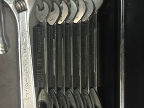 Metric Wrench Holder