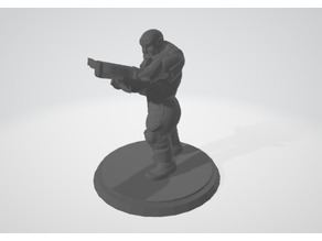 Orc Crossbowman (See Description!)