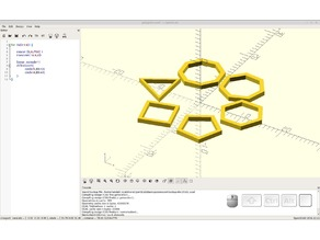openscad4math coded Polygons
