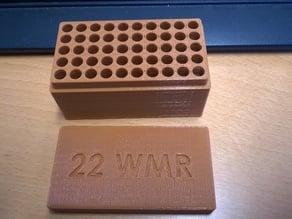 Ammobox for 22WMR